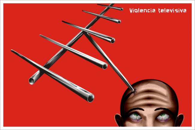 violència televisiva